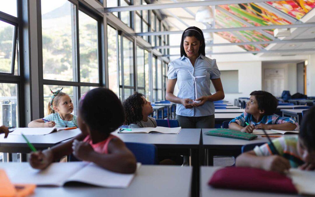 The School PODs Advantage